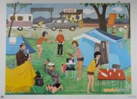 Le Camping, France 1966