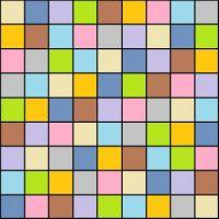 Sudoku Pastel Large