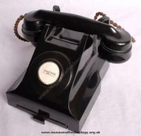 The phone in my house as a child