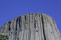 Upper reaches of Devils Tower