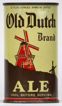 Old Dutch Ale - Lilek #593
