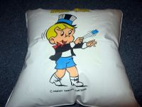 Richie Rich inflatable pillow