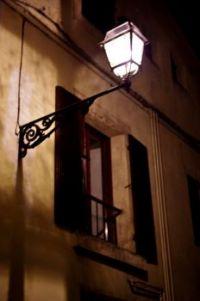 Lamp & Window - Verona, Italy