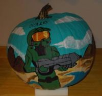 Pumpkins I've Painted For The Kiddos Throughout The Years (#6)