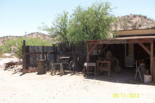 Gammons Gulch, Benson AZ