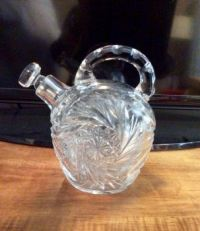 Mom's Crystal Decanter