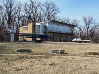 Kansas University Boathouse