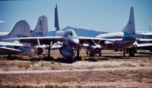 B-58 Hustler  Pima County Air Museum