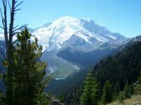 Mt. Rainier--Emmons Glacier--White River Valley