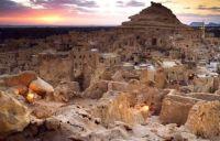 Siwa Oasis hamlets, Egypt