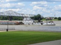Ohio River Barge, Louisville, KY
