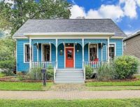 Blue house, Blue Skies 2