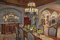 Gothic Victorian House (dining room)