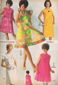 Vintage 60s dresses