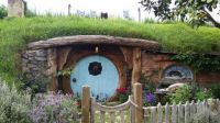Hobbiton Movie Set...New Zealand