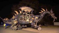 Steam Punk Dragon