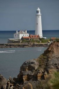 St. Mary's lighthouse, Whitley Bay 2
