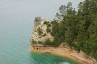 Miners Castle - Pictured Rocks