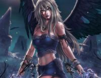 Warrior Fantasy Angel
