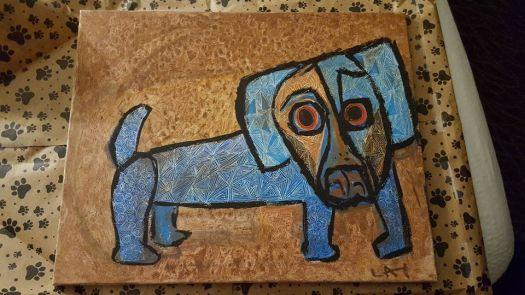 Chewbuddy  Painting
