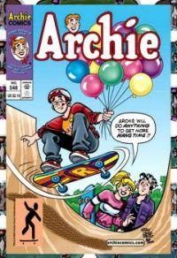 Archie #548 Fitness Fun