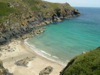 Beach in Cornwall