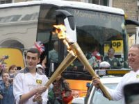 Olympic Torch Relay Colchester 2012