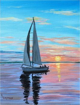 Sailboat Puzzle