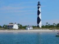 Cape Lookout Light, Outer Banks, N.C.
