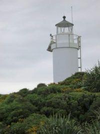 Lighthouse Cape Foulwind, New Zealand