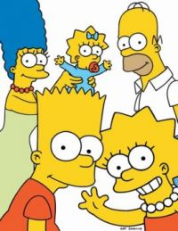 simpsons - family