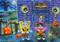 trick-or-treat-with-spongebob-patrick-and-plankton