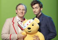 dr who children in need