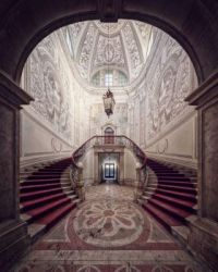 _abandoned palace in Portugal