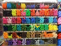Colourful Pens