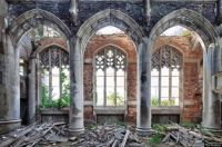 Abandoned City Methodist Church, Gary, IN