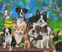 dog quilt