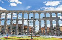 Aqueduct-of-Segovia, Spain