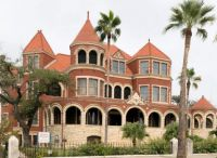 Moody Mansion - Victorian architecture