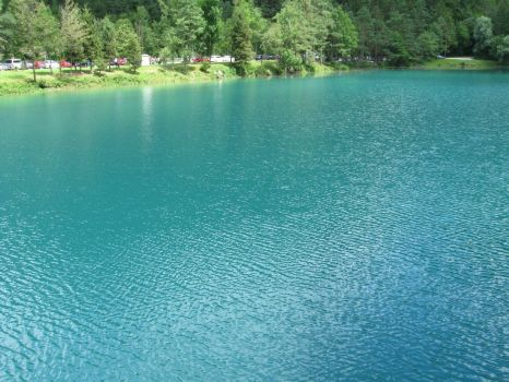 Završnica Lake, Slovenia