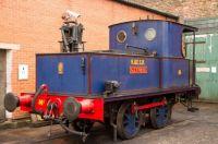 elsecar heritage railway 18-05-2015 Manning Wardle  steam locomotive - gervase - 1900 rebuilt sentinel 1928 01