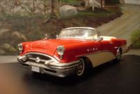 1955 Buick at the chalet