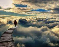 A Walk In the Clouds....