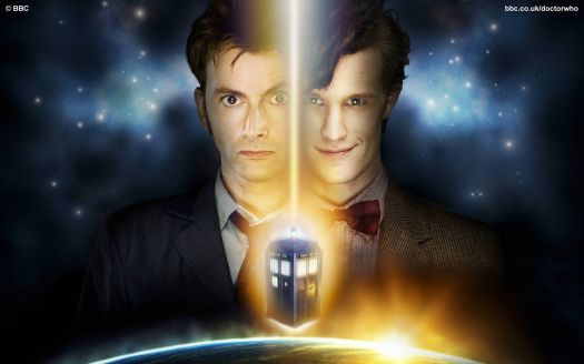 10th and 11th Doctors