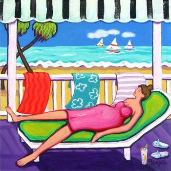 Seaside Siesta