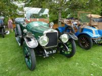A Talbot and a Renault