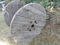 Old Wire Spool