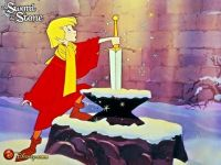 Walt Disney's THE SWORD IN THE STONE - 1961