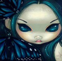 Faces of Faery #17- Jasmine Becket-Griffith
