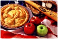 American as Baseball and Apple Pie